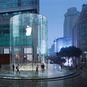 全球苹果店系列之三——可围观