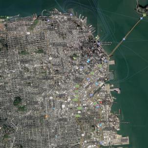 街区改造|旧金山耶尔巴布埃纳生活街