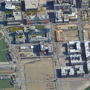 滨水区设计|旧金山Mission Bay规划
