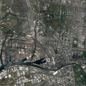 城市街区尺度|墨尔本市中心