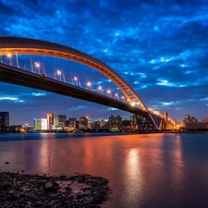 摄影镜头下的上海,多彩的城市印象