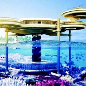 迪拜海底酒店——D11
