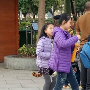 街头随拍——广州塔
