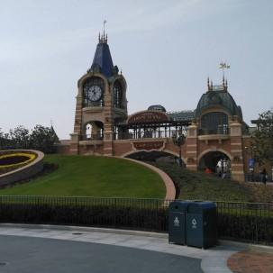 城市随拍:上海迪士尼乐园