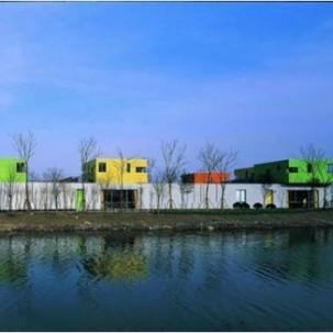上海青浦新城区夏雨幼儿园