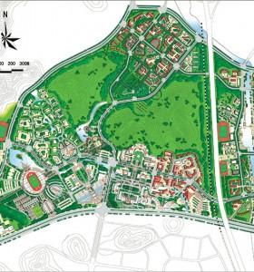 中心城区的城市设计,看看有没有参考价值