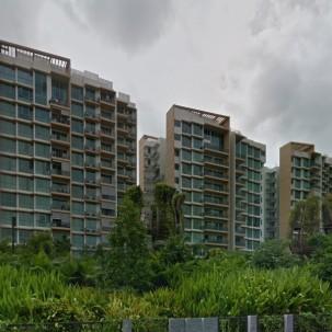 居住小区|新加坡The Glades林曦阁