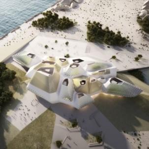 阿尔及利亚非洲博物馆——可标记
