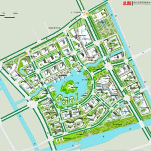 上海闵行区莘庄商务中心修建性详细规划——K14