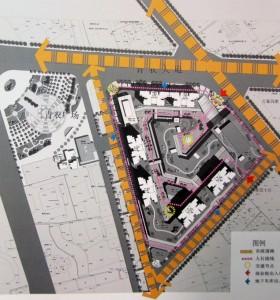 城市商业综合体规划方案,麻烦大家多提意见,感觉不尽