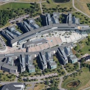 办公园区|挪威电信世界府总部