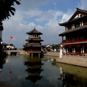 春秋淹城乐园,一个文化旅游项目