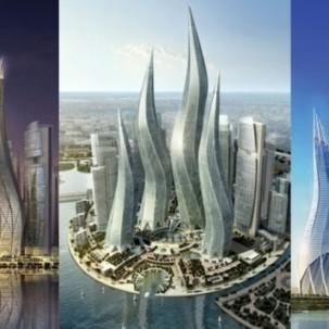 迪拜风中烛火大厦——D06