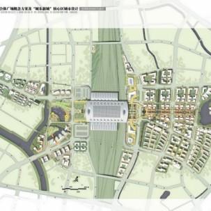 杭州火车站地区城市规划