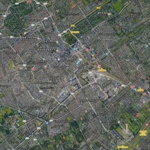城市广场|荷兰海牙Rivierenbuurt社区活动广场