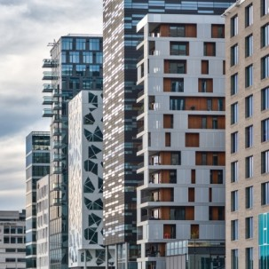 挪威奥斯陆Opera滨水城市设计——可标记