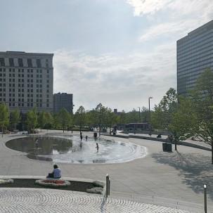 城市广场|克利夫兰公共广场
