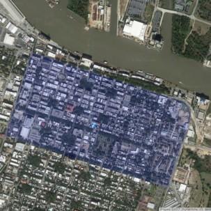 城市街区尺度|美国沙凡那港市