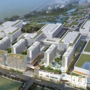 阿里巴巴淘宝城-阿里巴巴新办公地