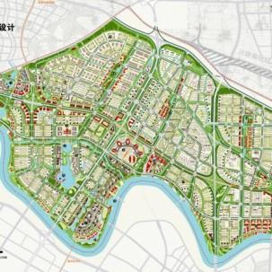 宁波市江北姚江新区概念规划及城市设计——K12