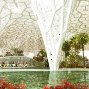 巴林麦纳麦城市绿洲——可标记