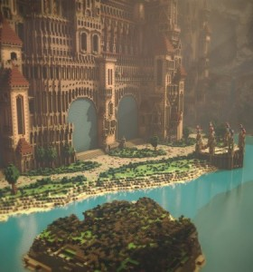 The City of Rock Minecraft