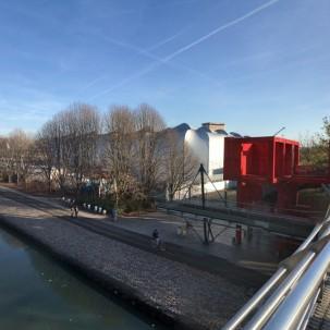 城市公园|法国拉维莱特公园