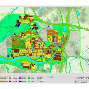 莱芜市城市规划