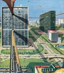 未来的城市会是介个样子么?
