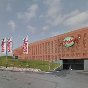 商业综合体|土耳其伊斯坦布尔Meydan商业中心