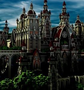 城堡 Minecraft