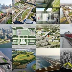 12个项目中读懂景观城市主义