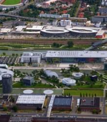 德国沃尔夫斯堡大众汽车城主题公园