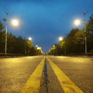 几张美美哒城市道路~