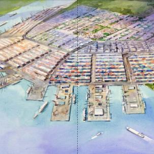 江苏省连云港东部海滨地区发展战略规划国际竞赛——J07