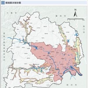 湖北省 宜昌市全域规划