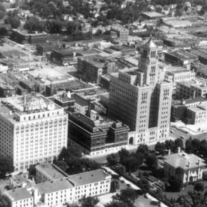 罗切斯特市中心规划
