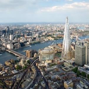 英国伦敦碎片大厦——可标记