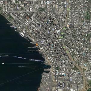 公共建筑|西雅图水族馆