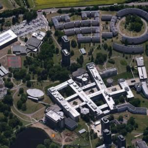 校园规划|英国埃塞克斯大学