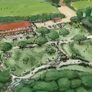 宫崎骏公园将落户冲绳,斥资3亿日圆的「风所归去之森」