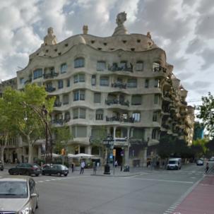 特色建筑|巴塞罗那米拉之家