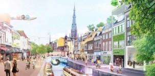 荷兰莱瓦顿老城更新策略研究