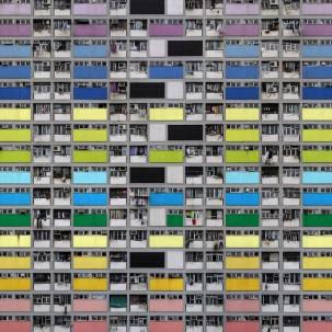 香港建筑物密度有多高