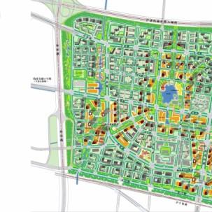 上海桃浦生产性服务业功能区城市设计——K15