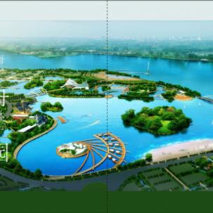 宁夏银川国际园博园规划设计创意及总体方案