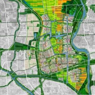北京宋庄艺术与现代农业城总体规划设计
