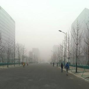 人界 雾隐隐,风瑟瑟,晨光微现 路遥遥,