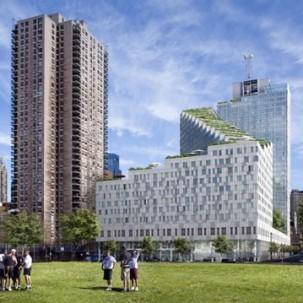 城市综合体|纽约克林顿购物公园