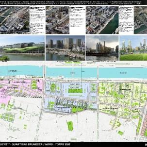 特色街区|ZAC Masséna街区城市设计